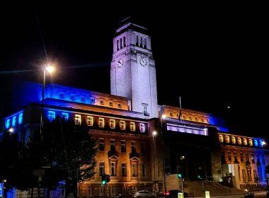 Leeds University building