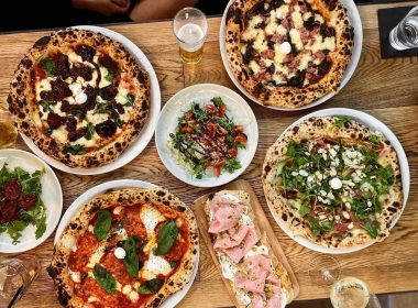 Leeds new pizza
