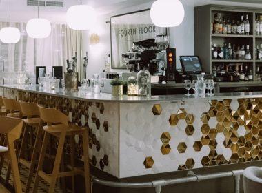 Harvey Nichols bar